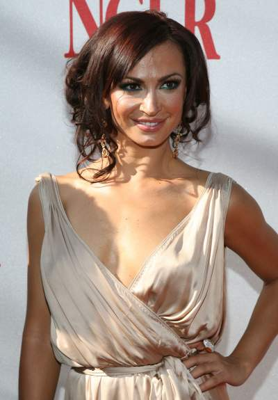 karina smirnoff engaged brad penny. Dancing with the Stars#39; Karina