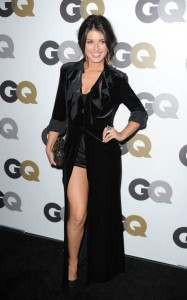 Shenae Grimes sexy at GQ Men of the Year Party