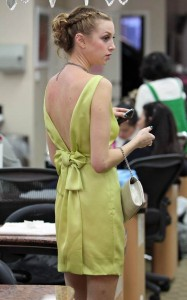 Whitney Port at 'Pick Your Purse Party'