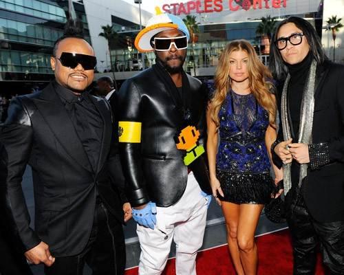 Winners at 2010 American Music Awards