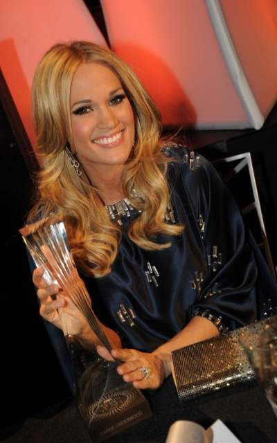 Carrie Underwood is CMT Artist of the Year