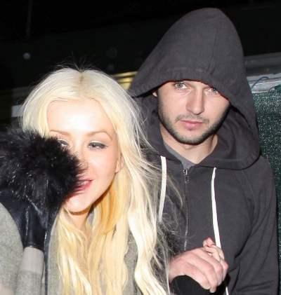 Christina Aguilera confirms dating Rutler