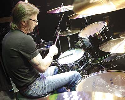 Drummer Rudd convicted of cannabis possession