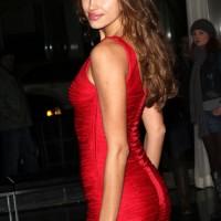 Irina Shayk stunning at Blue Valentine Premiere