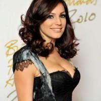 Kelly Brook stunning in Suzie Turner at 2010 British Fashion Awards