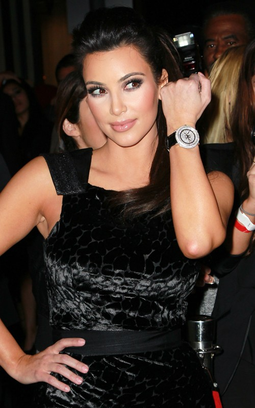 Kim Kardashian launches her Signature Watch Collection