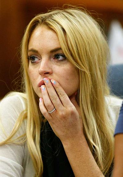 Lindsay Lohan in middle of assault controversy