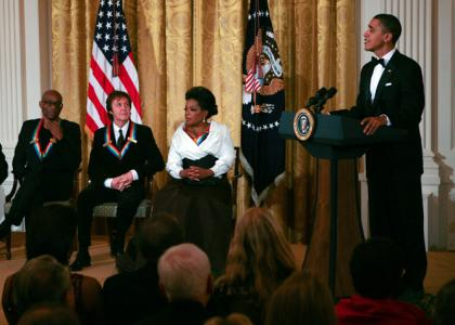 Obama honours achievers in performing arts