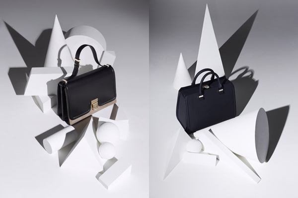 Sneak Peek at Victoria Beckhams bag collection