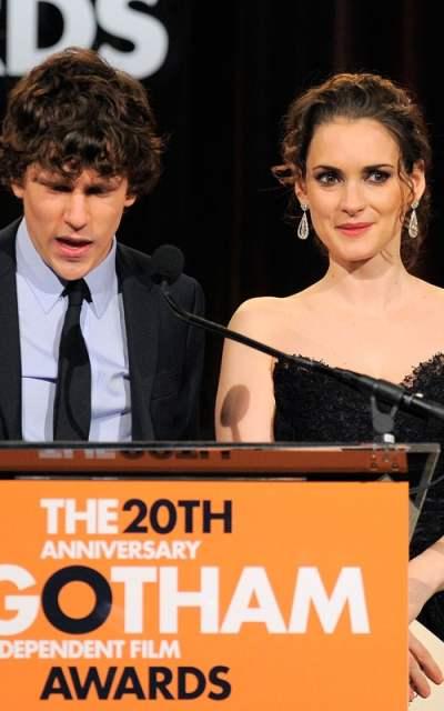 Stars dazzle at the Gotham Film Awards