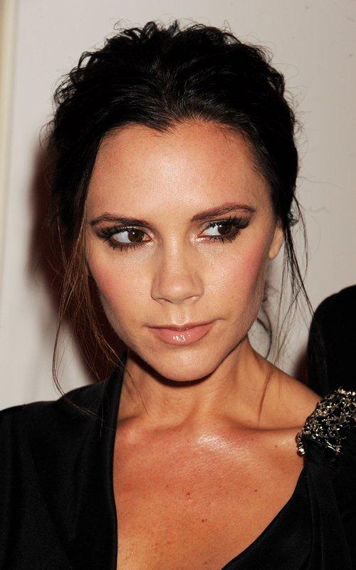 Victoria Beckham at the British Fashion Awards-hairstyle