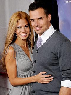 Antonio Sabato Jrs girlfriend pregnant