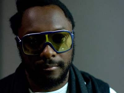 Fashion Black  Peas on Black Eyed Peas Rapper Apl De Ap Is Legally Blind