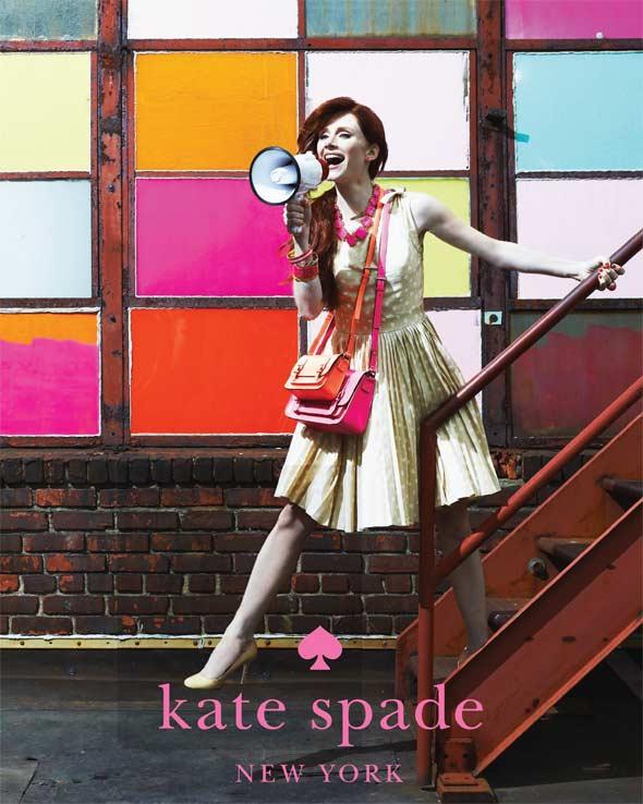 Bryce Dallas Howard Kate Spade SS11
