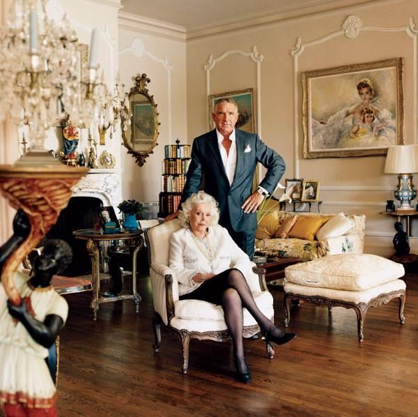 Gabor And Von Anhalt Selling Los Angeles Mansion