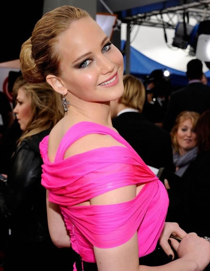 Jennifer Lawrence  2011 SAG Awards