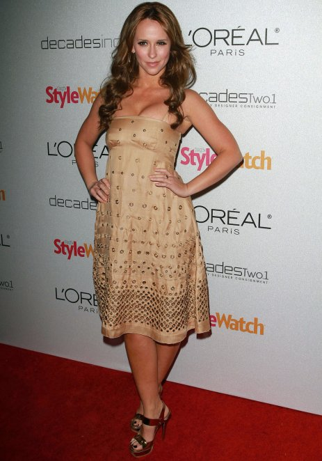 Jennifer Love Hewitt People StyleWatch event