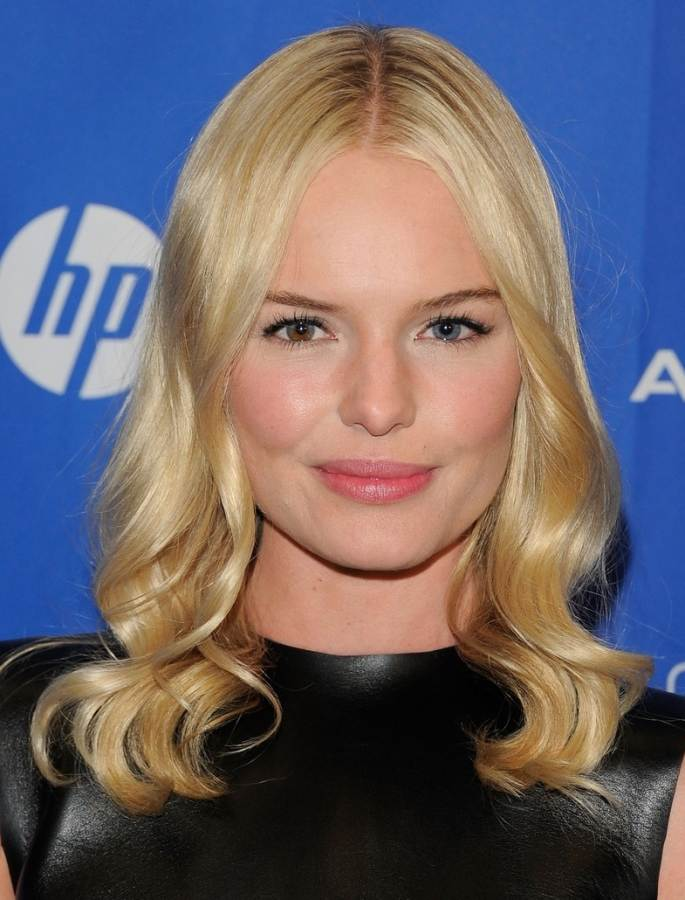 Kate Bosworth hairstyle makeup