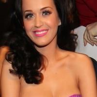 Katy Perry hair makeup 2011 Peoples Choice Awards