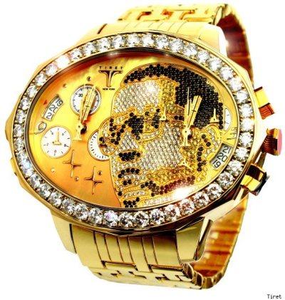Kayne West buys self imaged watch