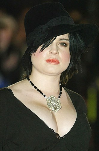Kelly Osbourne face of Material Girl fashion