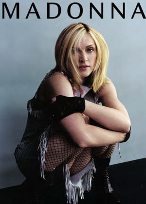 Madonna looking for the next Material Girl