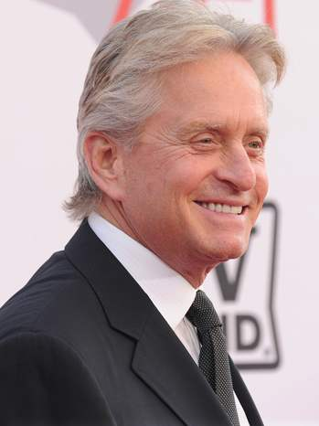 Micheal Douglas honored Palm Springs icon award