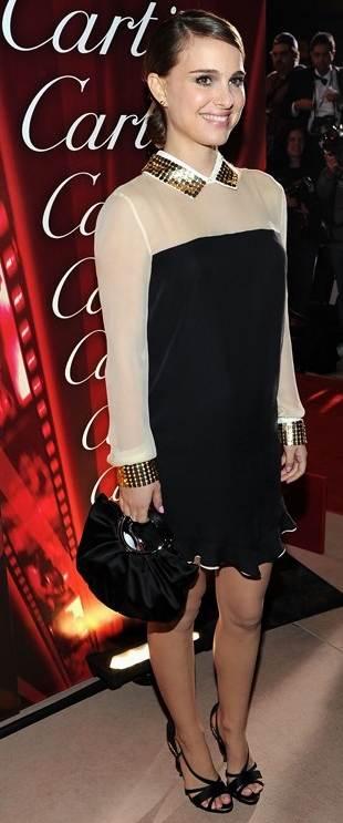 Natalie Portman look Palms Awards
