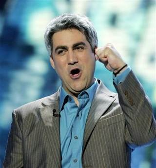 Taylor Hicks hosts Gong Show