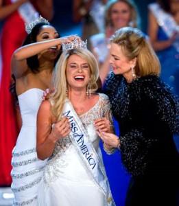 Miss America 2011 Winner is Teresa Scanlan