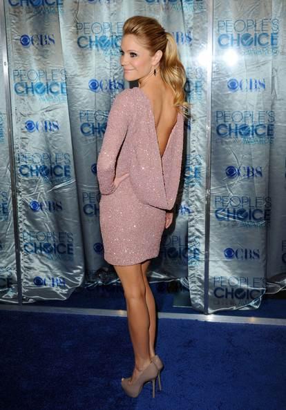 Virginia Williams dress 2011 Peoples Choice Awards