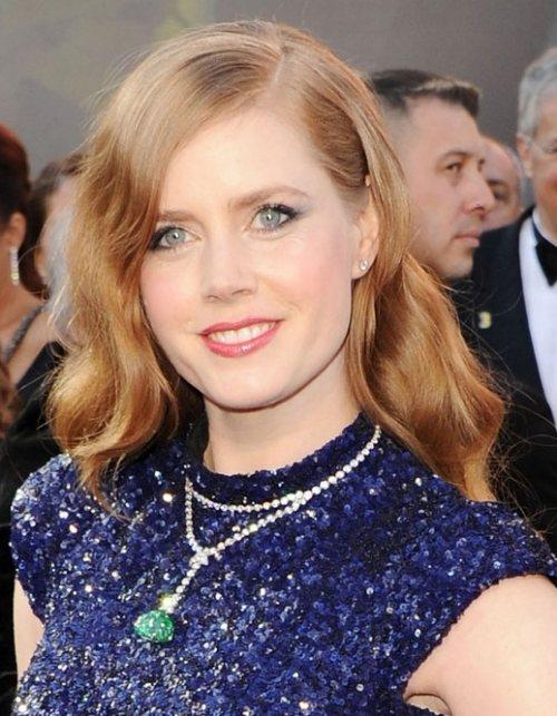 Amy Adams 2011 Oscars Red Carpet