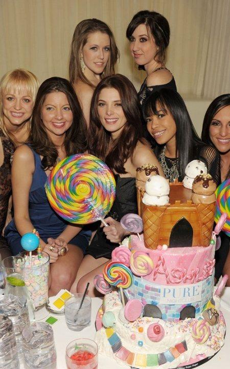 Ashley Greene 24th Birthday Bash in Las Vegas