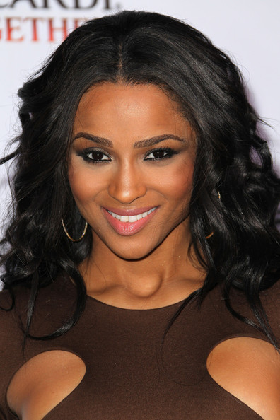 pictures of ciara hairstyles. Ciara hairstyle makeup Peapod