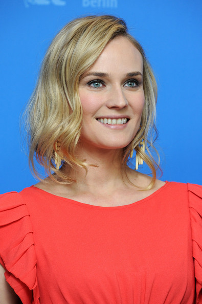 Diane Kruger at the Unknown Berlin Film Fest Photo call