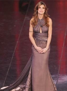 Elisabetta Canalis Roberto Cavalli at Sanmero Festival-2