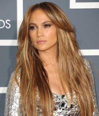 jennifer lopez 2011 grammys. Jennifer Lopez hairstyle