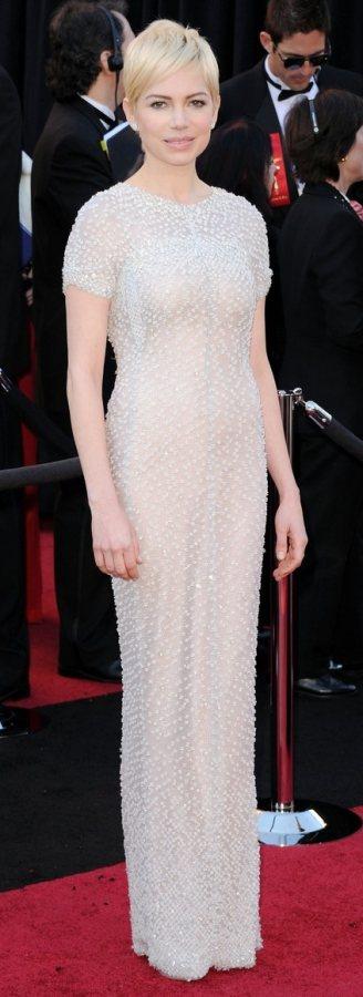 Michelle Williams 2011 Oscars
