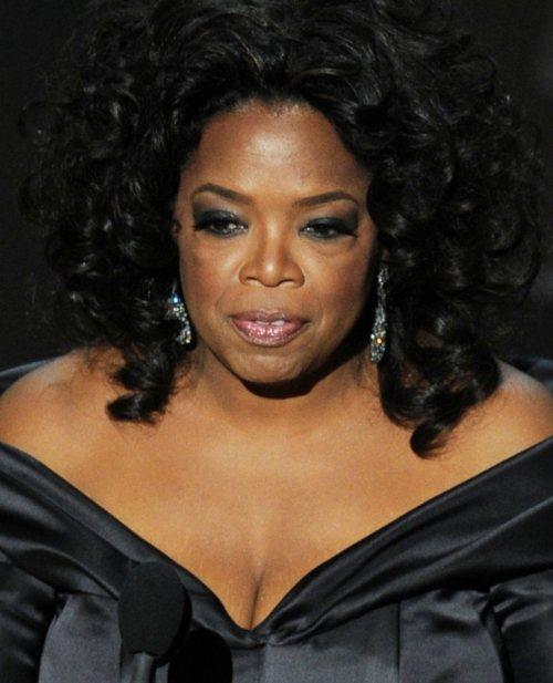 Oprah Winfrey 2011 Oscars