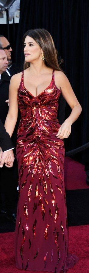 Penelope Cruz 2011 Oscars