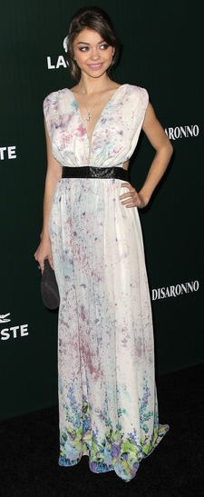 Sarah Hyland  13th Annual Costume Designers Guild Awards