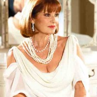 Stephanie Beacham confronts cancer again