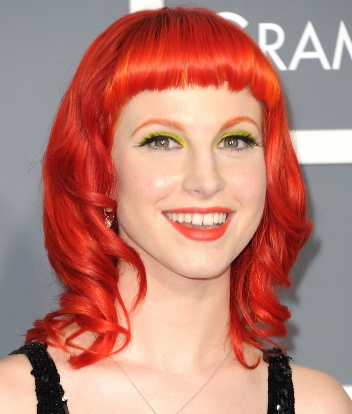 hayley-willaims-hairstyle-2011Grammy-Awards