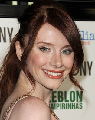 Bryce Dallas Howard hairstyle Ceremony premiere