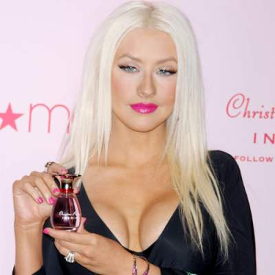 Christina Aguilera to launch her Secret Potion