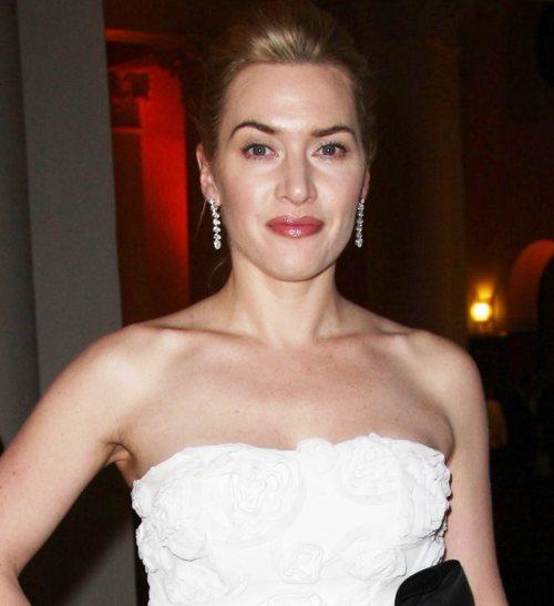 Kate Winslet Cardboard Citizens Fundraising Dinner