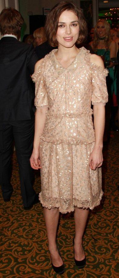 Keira Knightley honoured with Empire Hero Award