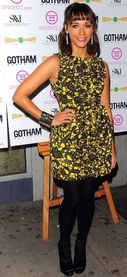 Rashida Jones attends Monogamy New York screening
