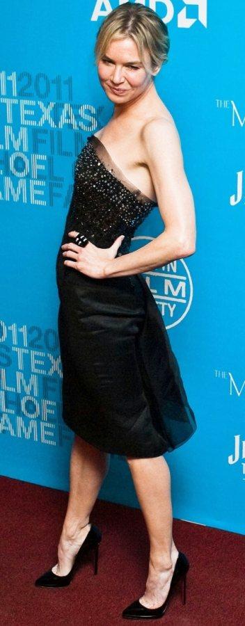 Renee Zellweger honoured at Texas Film Hall of Fame Awards