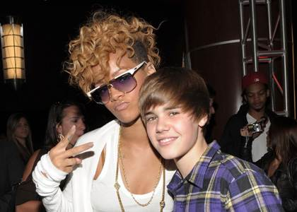 Rihanna Minaj Bieber come together for Japan victims